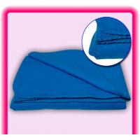 China Polyester fleece airline blanket on sale