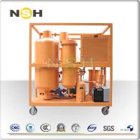 Buy cheap Portable Explosion Proof Lubricating Oil Purifier Mobile Type With Four Wheels product
