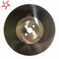 China Carbide Tipped High Speed Steel Saw Blade Log Tungsten For Cutting Copper on sale