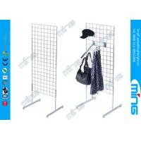 Buy cheap Flooring Wire Gridwall Display Racks product