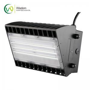 Buy cheap 11000 Lumens 4000k Exterior Wall Mounted Light Fixtures Aluminum / PC Shell Materials product