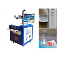 Buy cheap UV Laser Plastic Engraving Machine 3w 5w 7w With Little Heat Affecting product