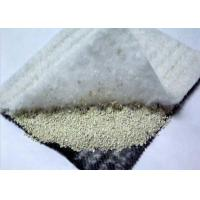 Buy cheap 3 Layer Geocomposite Clay Liner 5000g weight Bentonite with Nonwoven Geotextile product