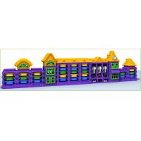 Durable Kindergarten Classroom Furniture For Collecting Toys , Nursery School Storage Cabinets