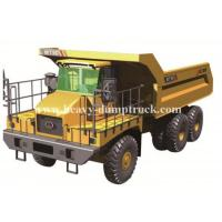 Buy cheap Rated load 72 tons Off road Mining Dump Truck Tipper  353kW engine power drive 6x4 with 36m3 body cargo Volume product