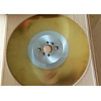 Buy cheap DMo5Co5 materialTIN coating by PVD high speed circular saw blade product