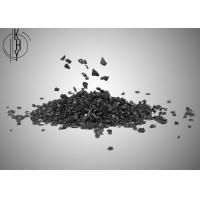 Buy cheap Low Ash Commercial Pelletized Activated Carbon 1100mg/G Iodine High Hardness product