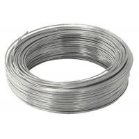 Buy cheap Bwg 21 And Bwg22 Electro Galvanised Binding Wire 5kg - 500 Kg / Coil Common product