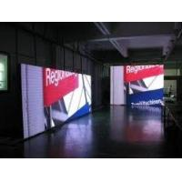 Buy cheap 12 mm Pixel Pitch Outdoor rental fixed led video wall 192 mm*192 mm Module custom product