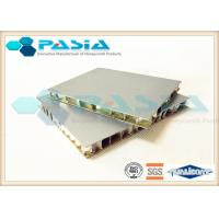 Buy cheap Mill Finished Aluminium Honeycomb Sandwich Panel Ship Building Materials Eco Friendly product