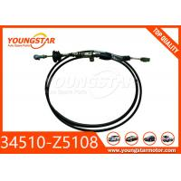 Buy cheap Gear Cable Tranmission Shift Cable Nissan OEM 34560-Z5108 34560Z5108 product