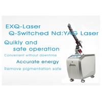 Buy cheap Beijing Sincoheren Updated Q Switched Nd yag laser factory 1064nm 532nm Melasama product