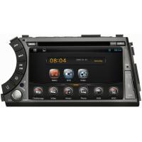 China Ouchuangbo Android 4.2 DVD GPS Navi 3G Wifi Bluetooth TV Radio Stereo Ssangyong Actyon Sports 2005-2013 OCB-7066C on sale