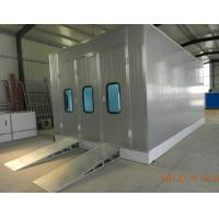 Buy cheap Automotive Paint Spray Booth for garage  , exhaust fan and intake fans product