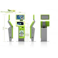 High Safety Performance Interactive Self-service Bill Payment Kiosk with Card dispenser