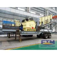 Buy cheap Mobile Crushing Plant Price/Mine Mobile Crusher product