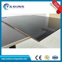 Buy cheap Carbon Fiber polypropylene sandwich panels, carbon fiber plastic panels, carbon fiber plastic sandwich panels, carbon fi product