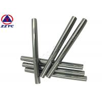 Buy cheap Cylinder Cemented Carbide Rods , High Polished, Tungsten Carbide Bar Stock product