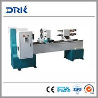 Buy cheap double axis, double blades cnc wood lathe machine product