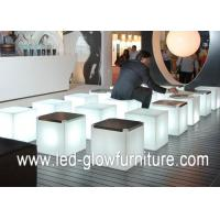 China Multi size  12 - 32pcs RGB LED Bar Stool with remote / Switch / Bluetooth control on sale