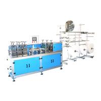 Buy cheap High Speed Medical Mask Body Making Machine product