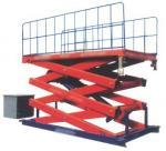SJG 0.9 900 kg Hydraulic Lift Platform Aerial Working Platform