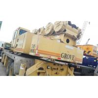 Buy cheap Used Truck Crane GROVE TMS800B 6957 hours Original paiting year1997 from wholesalers