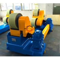 Buy cheap Towers Pipe Welding Rotator Stepless Variable Speeds 10 Ton Rotary capacity product