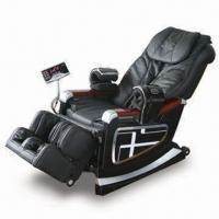 Buy cheap Adjustable Massage Chair with Arm Air Bag, Earphones and Auto Restoring Hands product