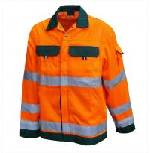 Hi Vis Reflective Working Jacket
