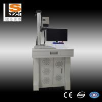 Buy cheap Fiber Laser Marking Machine 20w  LED Bulb and Lamp Marking product
