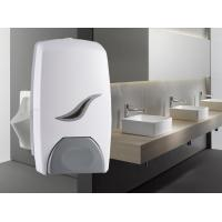 Buy cheap Toilet Seat Cover Manual Disinfectantion Dispenser 1000ml With Disposable Pouch product