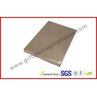 Buy cheap 300g Rich Paper Card Board Packaging Offset Printing With Drawer Box Style product
