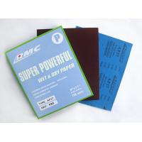 China wet&dry abrasive paper    AP37 on sale