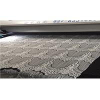 Buy cheap 100% nylon lace Laser Cutting Machine for Knitted Lace Fabric Edges JHX-160100 S product