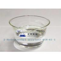 Buy cheap Fine Chemical Products 2-Hydroxyethyl acrylate 818-61-1 colorless clear liquid product