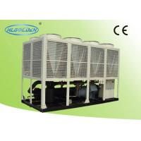 Buy cheap Commercial Air Cooled Screw-Type Chiller Long Life Time High Efficient Compressor With CE Certificate product