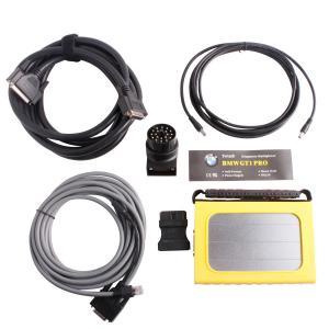 Self - Protection Auto Diagnostics Tools GT1 Pro BMW Diagnostic Tool Uses Hardware DK219