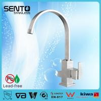 Buy cheap Small kitchen design temperature control waterfall kitchen sink faucet product