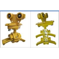 Corrosion Resistance C Track Festoon System For Round Cable / Cable Carrier