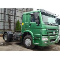 """Buy cheap HOWO 4x2 Prime Mover, 371HP 30T Automatic Tractor Truck 90"""" Saddle product"""