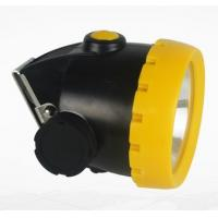 Buy cheap GYLED Rechargeable Mining Cap Lamps , Explosionproof Coal Miner Cap Lights product