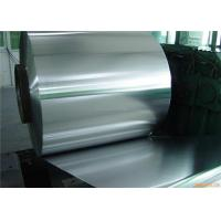 Hot Rolling Cast Hydrophilic Soft  Freezers Aluminum Foil Roll Stock Hi-Tensile Strength