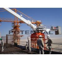 Buy cheap HG38 Stationary Concrete Placing Boom 8.0t Counter Weight ISO9001 Certificated product