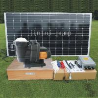Buy cheap 72V / 1200W JP31-19/1200 High efficiency Solar Pool Pump for Ponds / Fountains / DC pump product