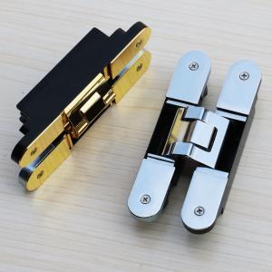 Buy cheap bisagra zamak hidden doors hinges 3d concealed adjustable hinges product