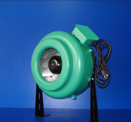 Inline Fan Diffuser ~ Plastic inline duct fan