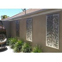 Buy cheap 201 / 304 / 316 Stainless Steel Decorative Panels High Temperature Oxidation Resistance product