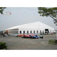 Buy cheap 40x100m Large Outdoor Exhibition Tent with AC Cooling System for Exhibition and Trade Show from Wholesalers