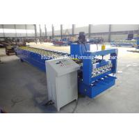 High Speed Roofing Sheet Roll Forming Machine